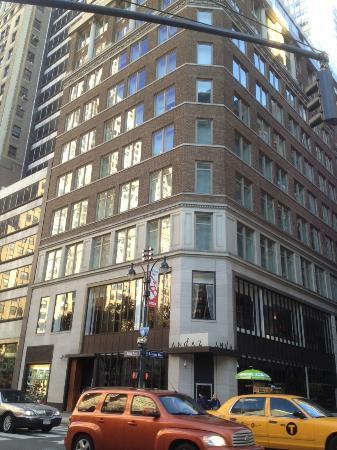 Andaz 5th Avenue: Hotel
