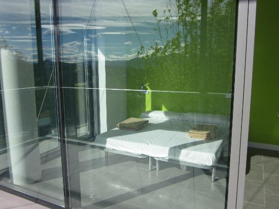 Green Nest Hostel Uba Aterpetxea: Habitacion doble