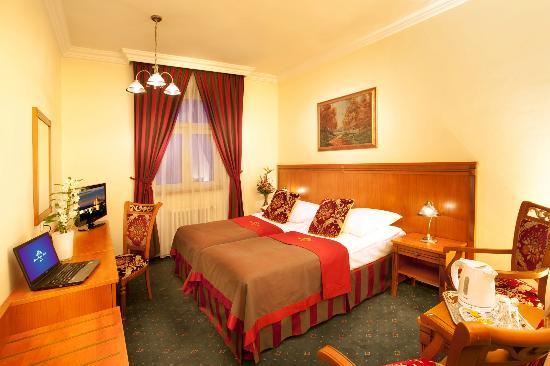 Green Garden Hotel: Double Room