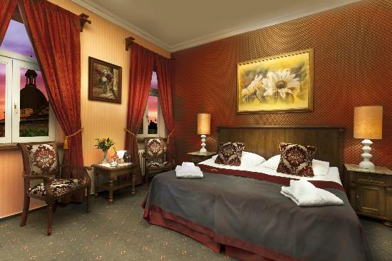 Green Garden Hotel: Suite