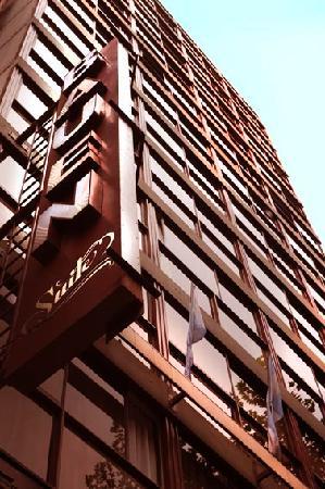 Bauen Suite Hotel: Frente del Hotel