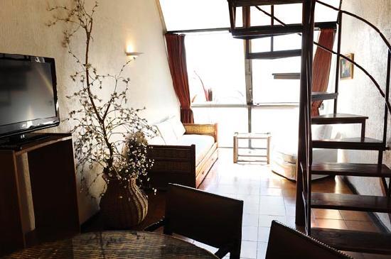 Bauen Suite Hotel: Suite Duplex