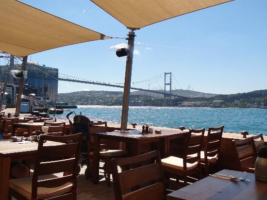 Radisson Blu Bosphorus Hotel, Istanbul: Colazione