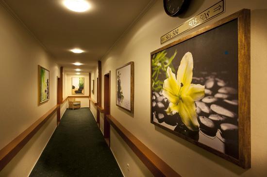 Green Garden Hotel: Hotel Area