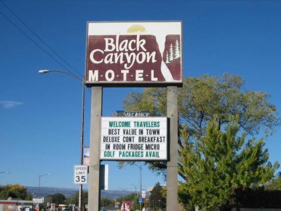 Black Canyon Motel: Great place to stay