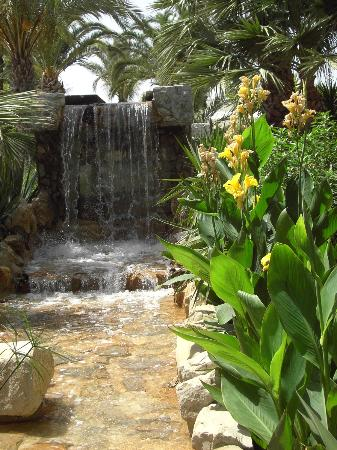 Tui Magic Life Africana: Künstlicher Bach mir Wasserfall