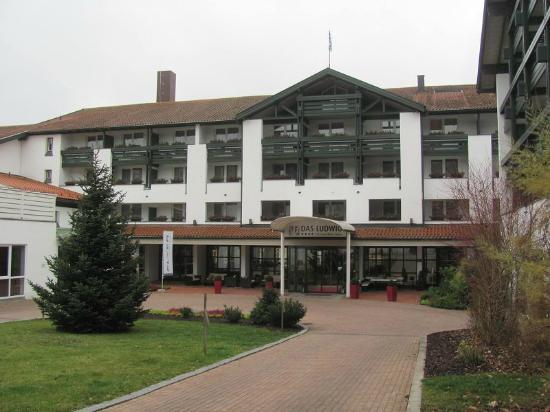 Hotel Ludwig Spa Bad Griesbach