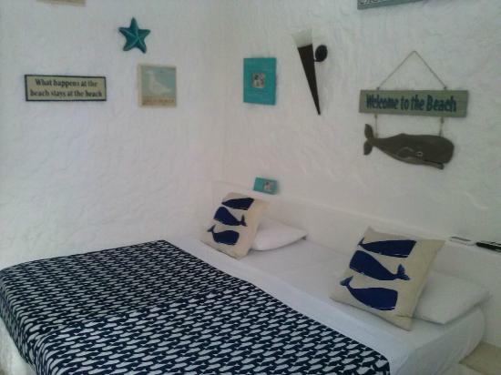Posada Mediterraneo: Dormitorio