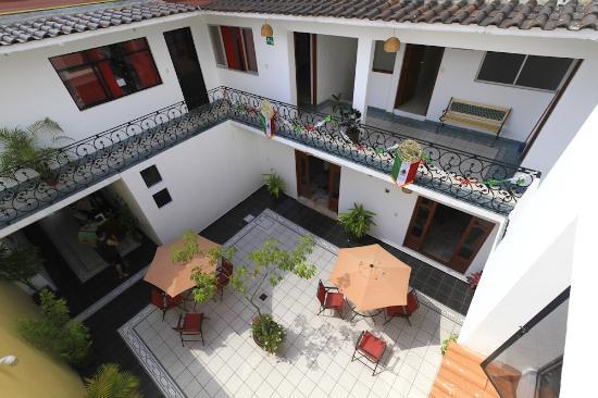 Cielo Rojo Hostel, Oaxaca: Panoramic View !