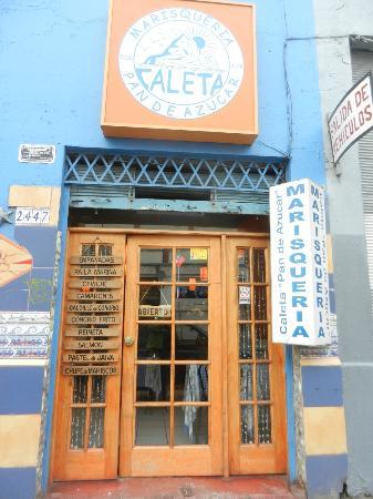 Restaurant Caleta Pan de Azúcar