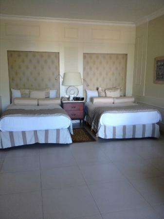 Iberostar Grand Hotel Bavaro: Double beds