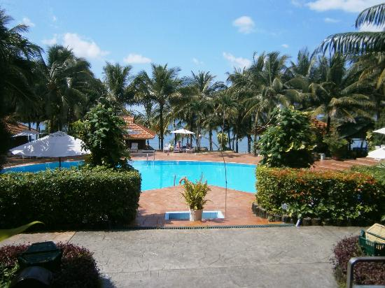 Saigon Phu Quoc Resort: pool
