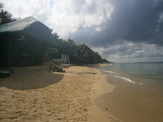 Saigon Phu Quoc Resort: beach