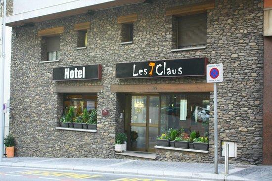 Hotel Les 7 Claus: 4