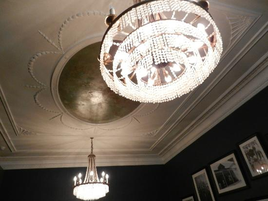 The Lodge Hotel, Putney: sala