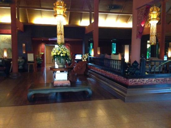 Siripanna Villa Resort & Spa: Lobby