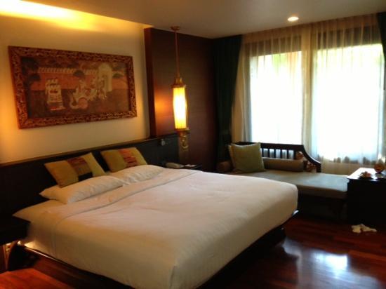 Siripanna Villa Resort & Spa: Deluxe Room