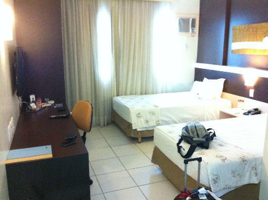 Comfort Hotel Goiânia: quarto