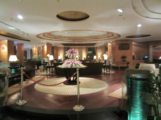 Radisson Blu Plaza Delhi Airport: Front Desk