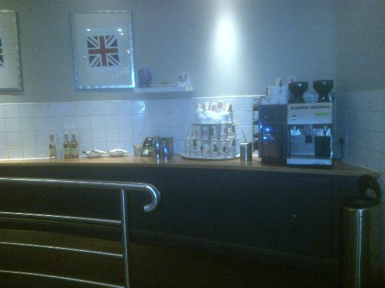Cheadle House: Free Coffee :o)