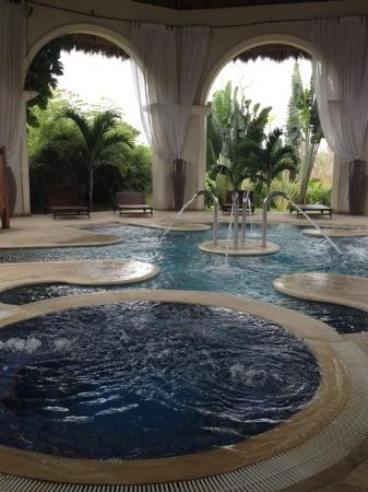 Majestic Elegance Punta Cana: Pools at the spa
