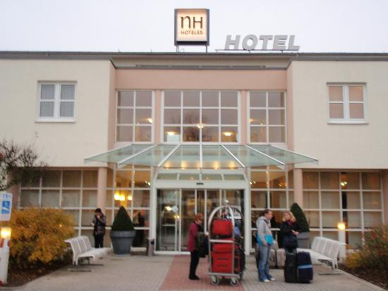 The NH Frankfurt Airport Hotel