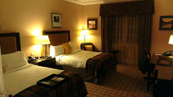 Fairmont St Andrews: Room