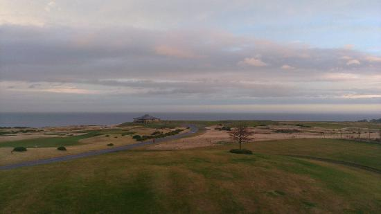 Fairmont St Andrews: View from my window