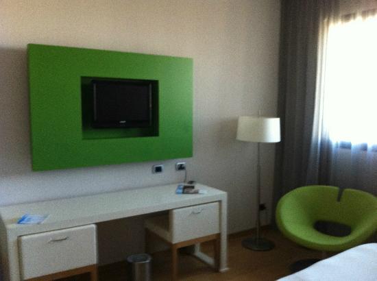 NH Milano Fiera: interno camera
