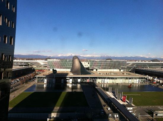 NH Milano Fiera: Vista dalla camera