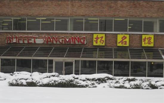 Buffet Yang Ming