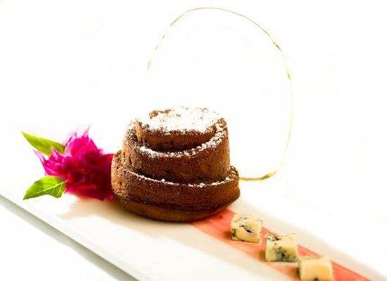 Chef Cristian Morales: Fondant de Chocolate