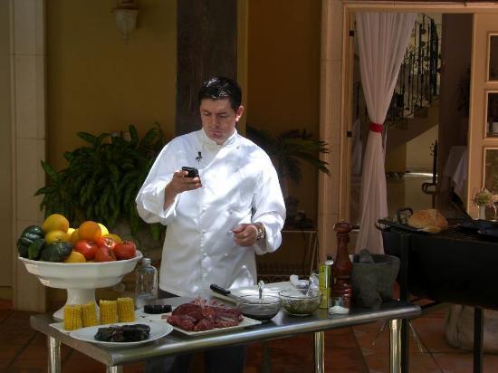 Chef Cristian Morales: Chef