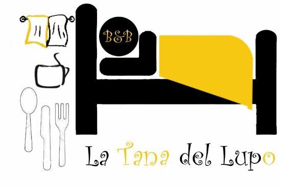 La Tana del Lupo: logo