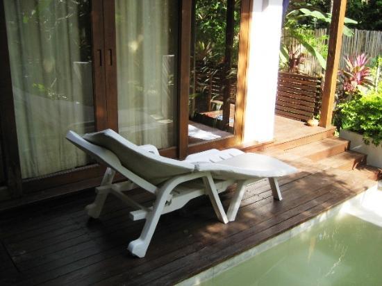 Zara Beach Resort: Aus Holz mach Platik