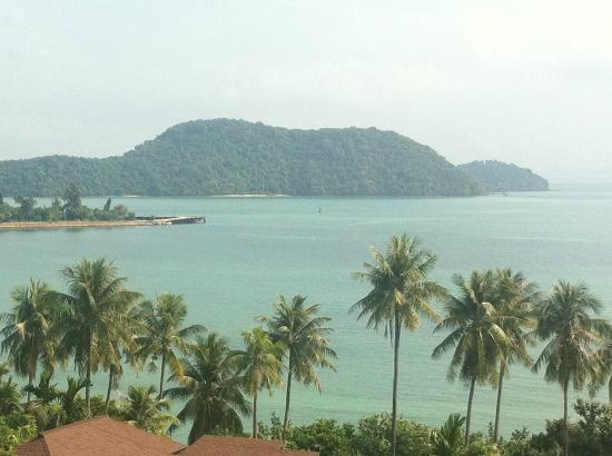 Pullman Phuket Panwa Beach Resort: desde mi habitacion