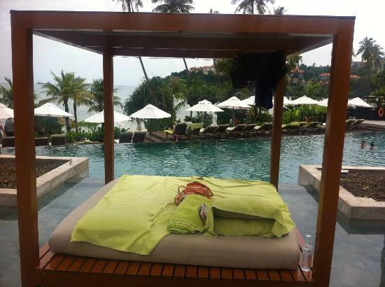 Pullman Phuket Panwa Beach Resort: psicina