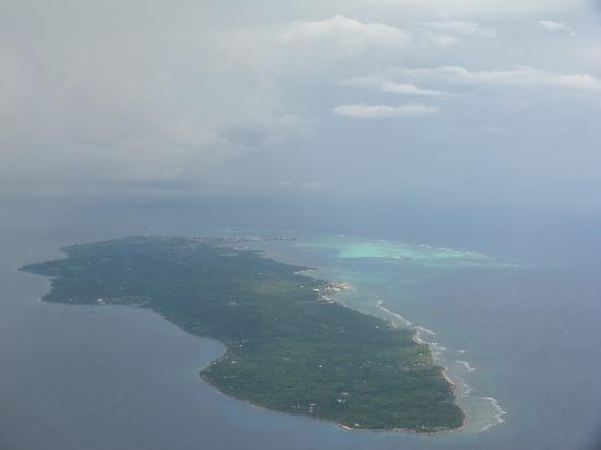 รอยัล ดิคาเมรอน อควาเรียม: Llegando a la isla San Andres