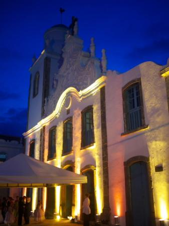 Santo Antonio church and museum of religious art