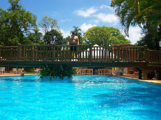 San Martin Hotel & Resort: Vista Pileta