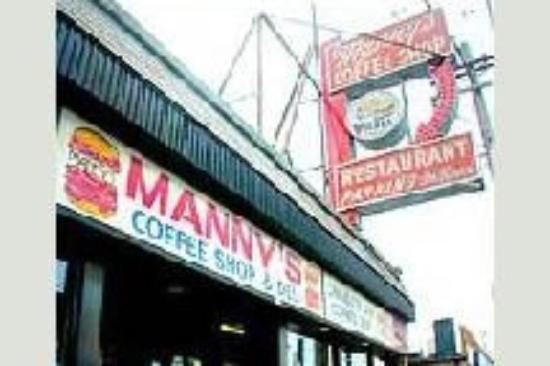 Manny's Cafe