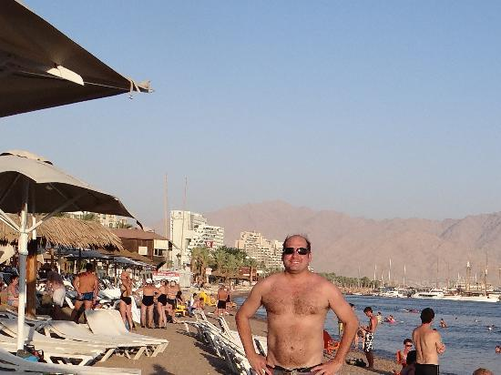 Nova Like Hotel Eilat - an Atlas Hotel: Playa Eilat