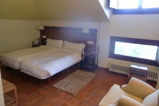 Hotel Rural Casa de La Veiga: habitacion