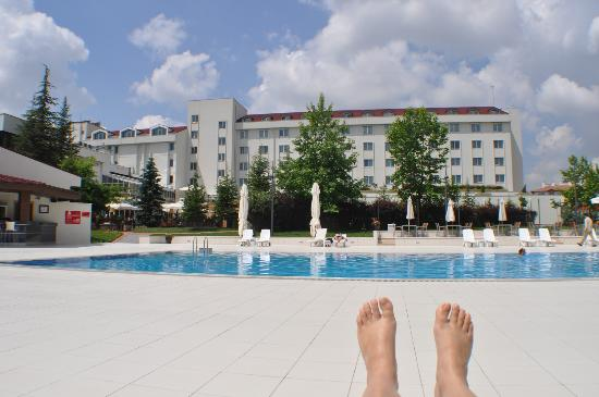 Bilkent Hotel and Conference Center: pool