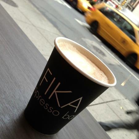 Fika Espresso Bar: Cappuccino