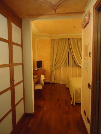Grand Hotel Del Parco: camera