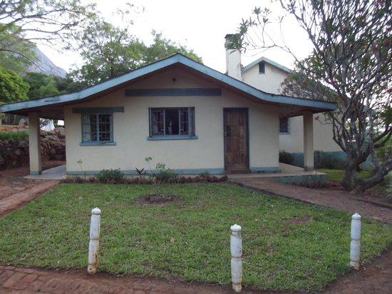 Likhubula Forest Lodge