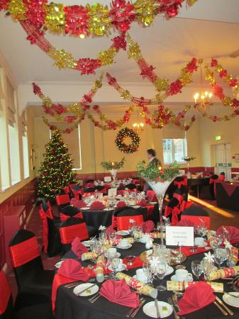 Quality Hotel Coventry: function room
