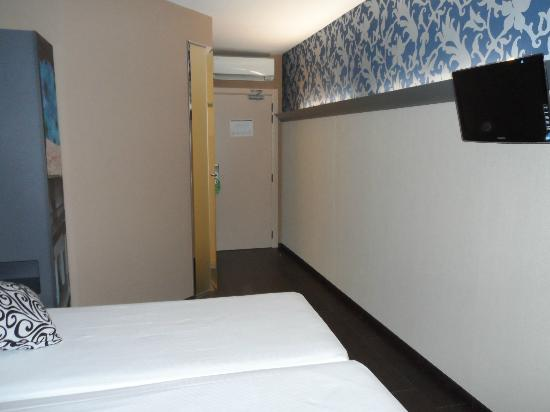 B&B Hotel Albacete: habitacion