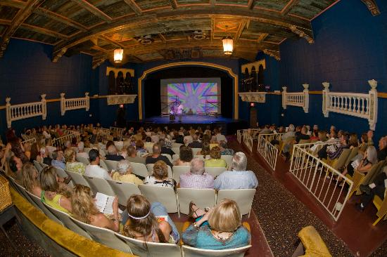 Lake Worth Playhouse: Historic Theatre - Seats 300